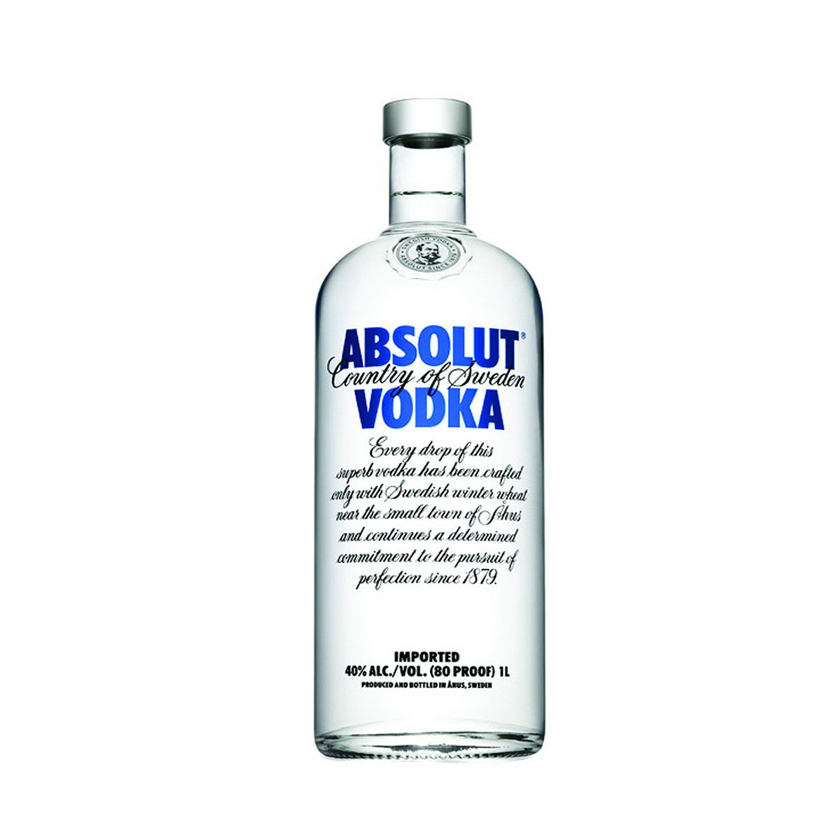 Absolut vodka
