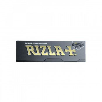 Rizla Papers Silver 50pcs