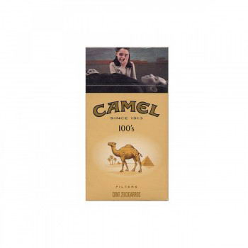 Camel Filters 100s