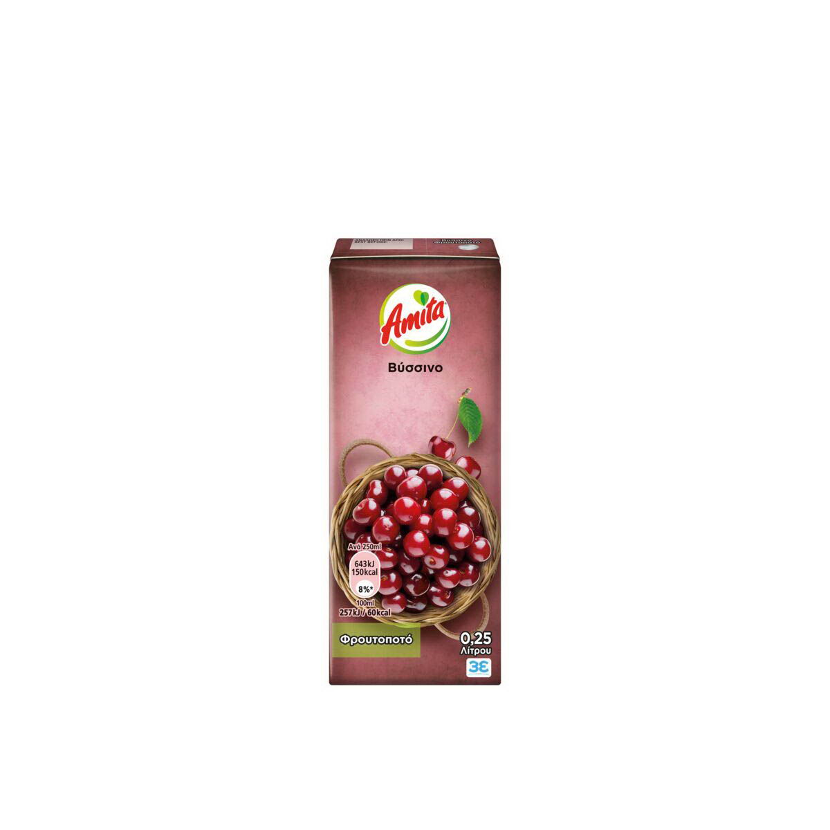 Amita sour cherry 250ml